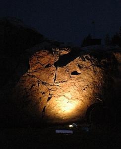 Bredstrålande LED hos Holmgren